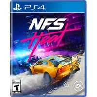 Need for Speed: Heat, PlayStation 4, Electronic Arts, 014633738452