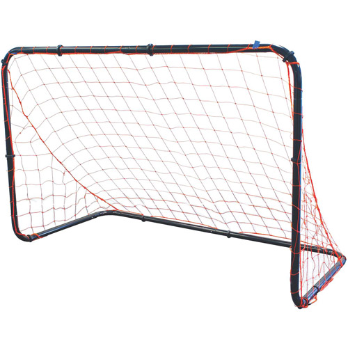 Park and Sun Black Shadow Steel Practice Soccer Goal by Park & Sun Sports