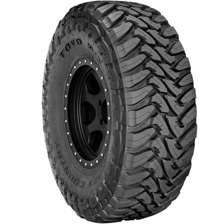 Toyo open country m/t durable mud-terrain tire lt285/75r16 126p e/10 tire