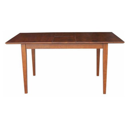 Extension Table Extra Thick Wood (Table with Butterfly Extension )