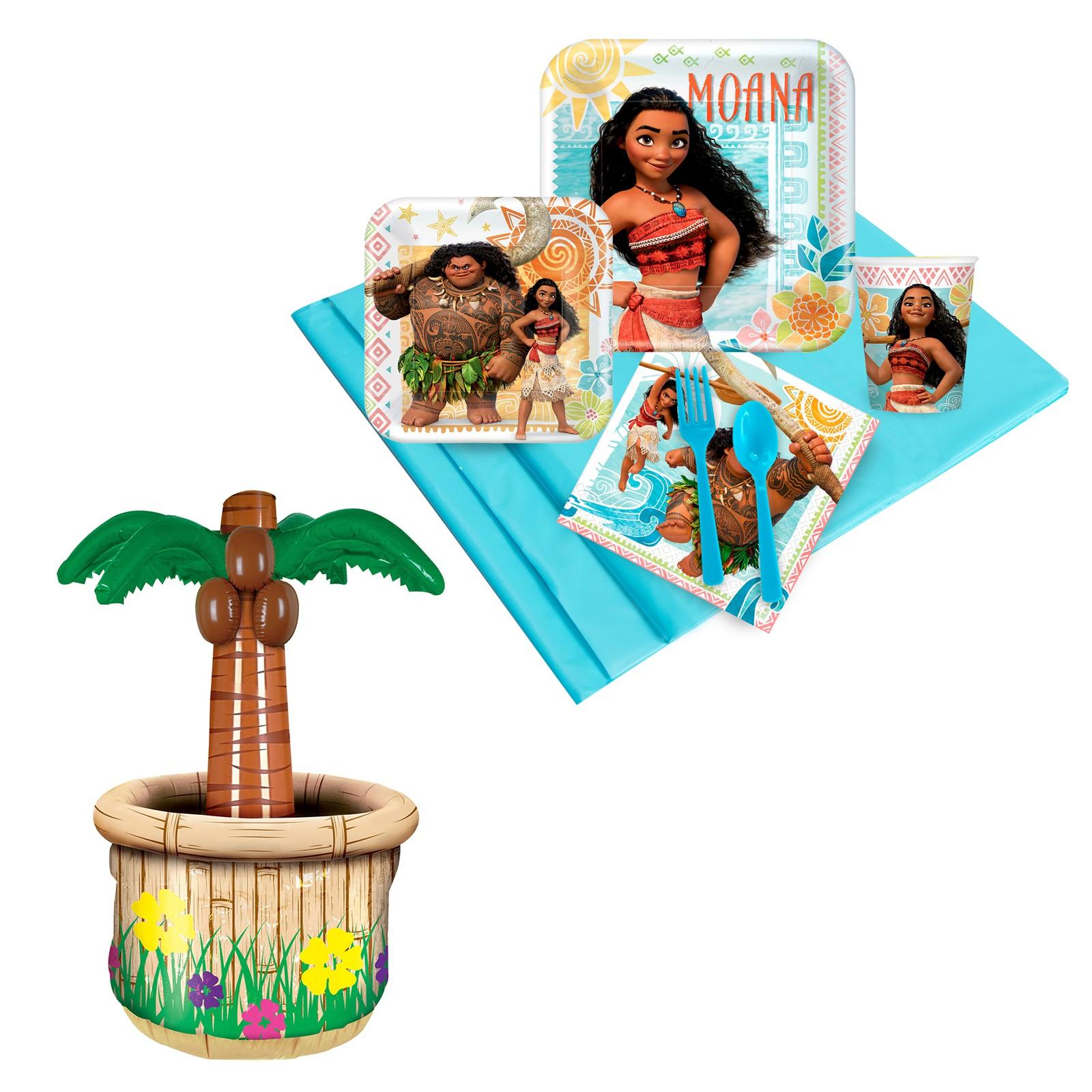 Disney Moana Tableware Cooler Kit