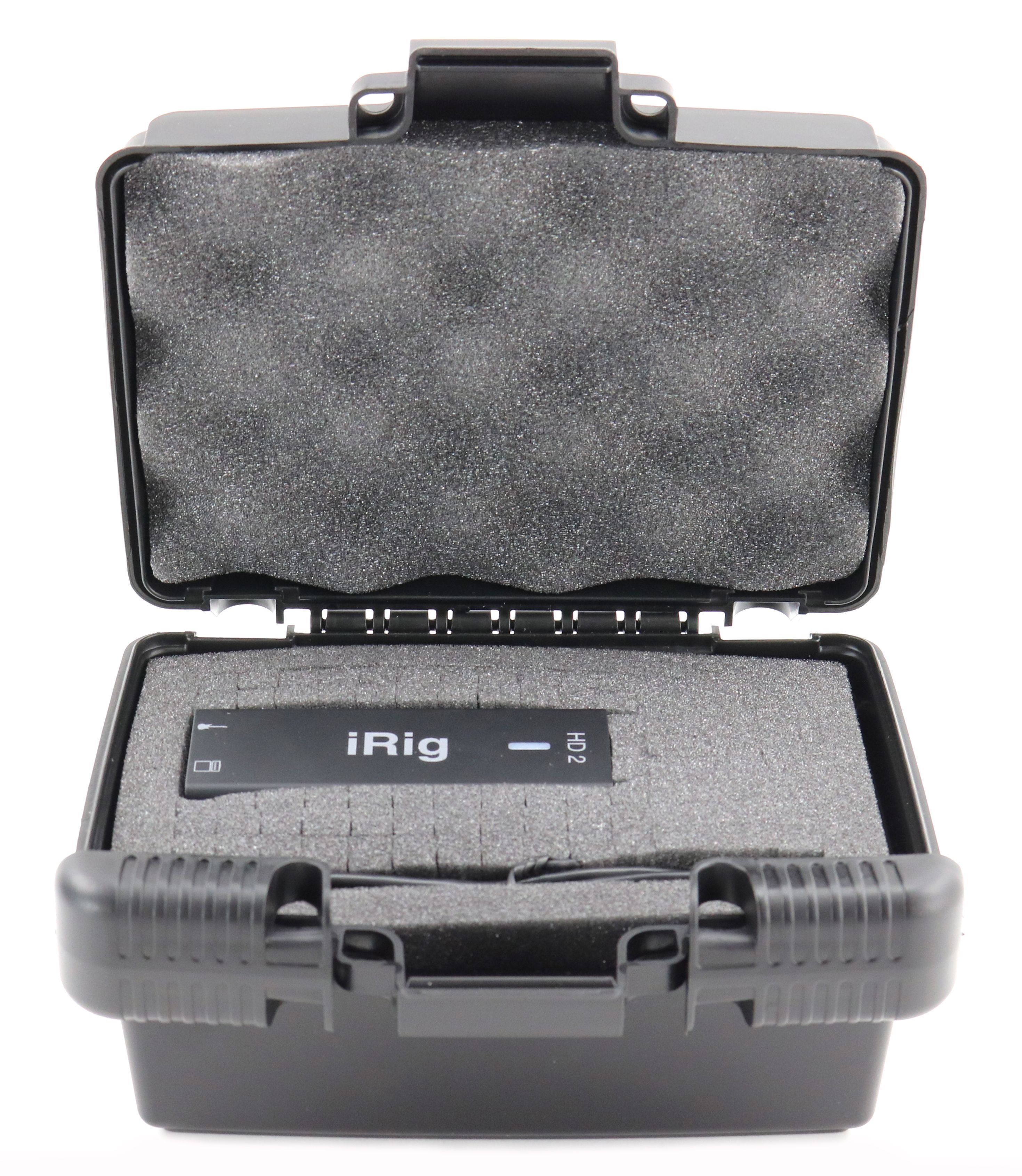 Hard Storage Carrying Case For IK Multimedia iRig HD 2 Digital Guitar Interface Stores... by Life Made Better