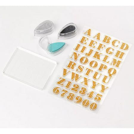 Martha Stewart Stamp Starter Kit