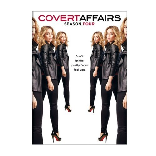Covert Affairs: Season Four (DVD)
