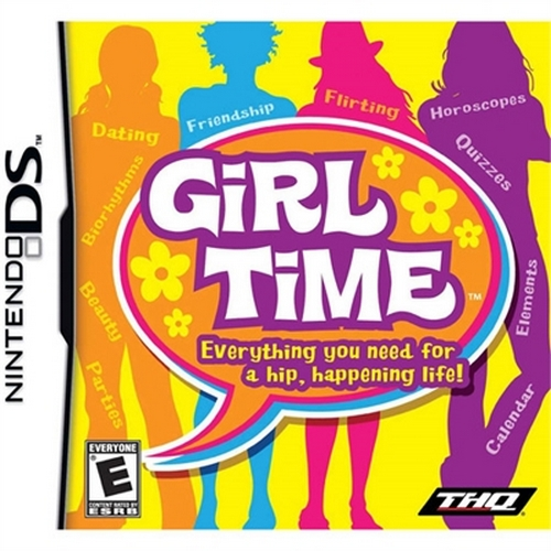 Refurbished Girl Time - Nintendo DS