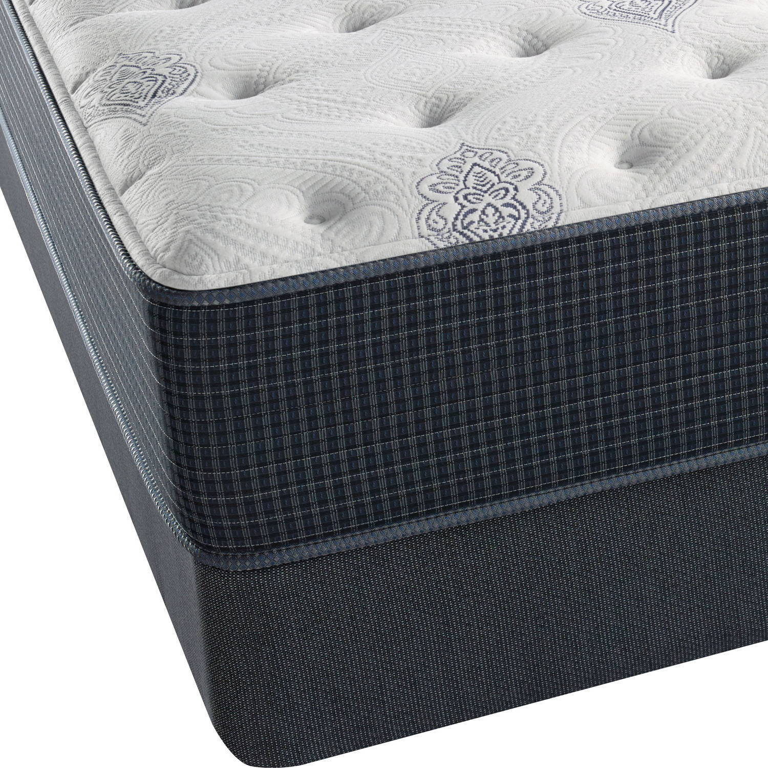 Beautyrest Silver Brewer Plush Mattress- In Home White-Glove Delivery Included