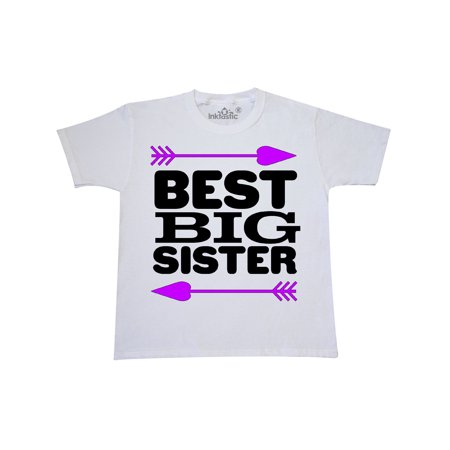 Best Big Sister Youth T-Shirt