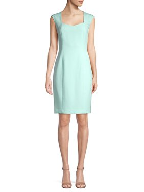 5031a2826d9 Product Image Squareneck Sheath Dress