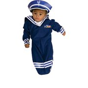Baby Sailor Bunting Costume