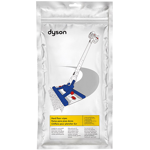 Dyson Hard Floor Wipes, 12ct
