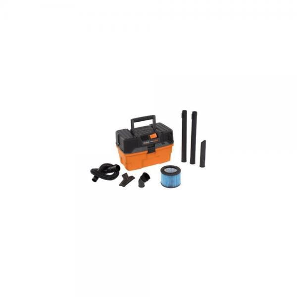 4.5 Gallon 5.0 Peak HP Ridgid - Pro Wet / Dry Vacuum