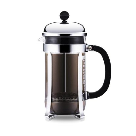 Chambord 8 cup French Press Coffee Maker, 34 oz., Chrome