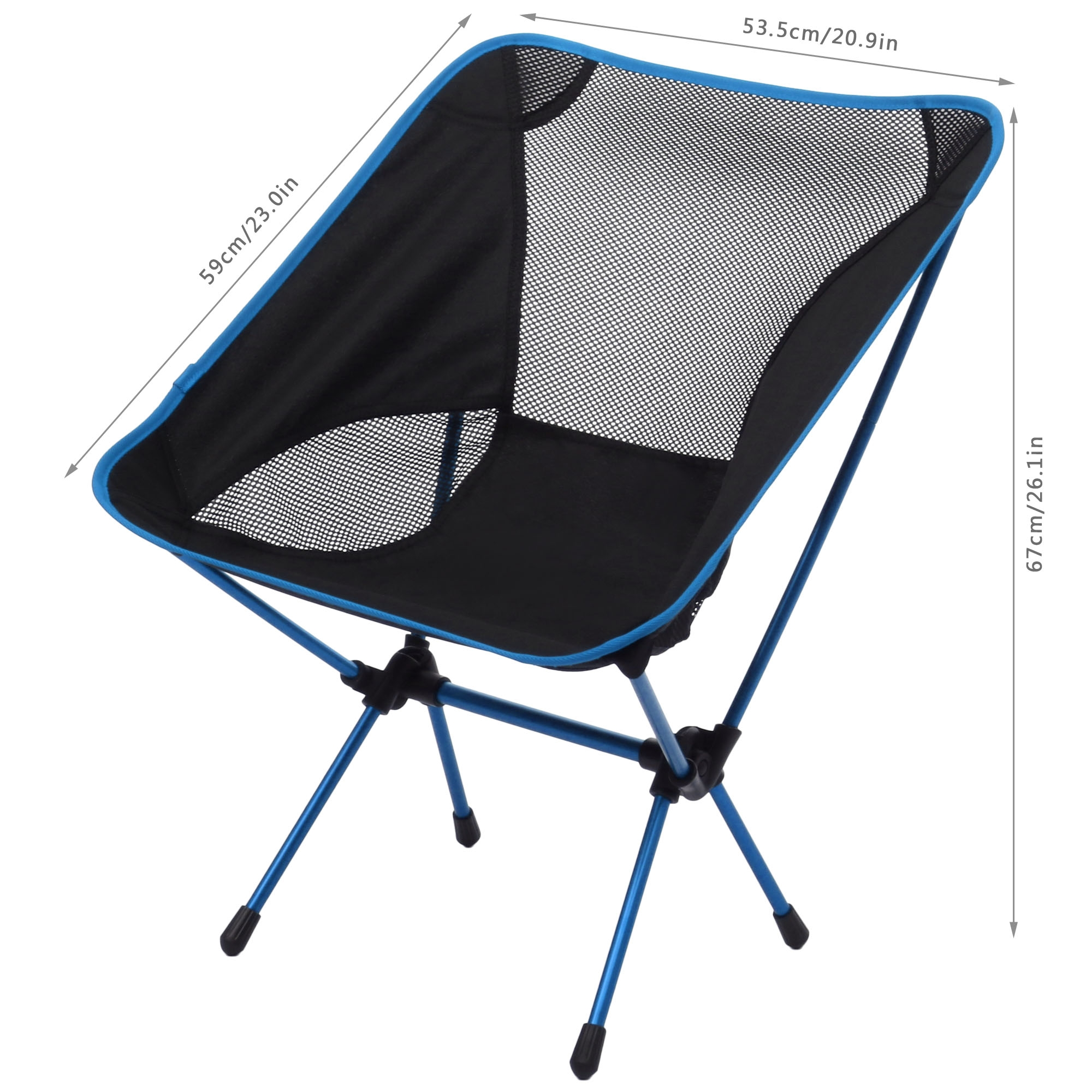 Portable Ultimate Folding Outdoor Camping Fishing Garden Beach Chair Small/Large size BYE