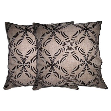 Acura Rugs Decorative Throw Pillow (Set of 2) - Walmart.com
