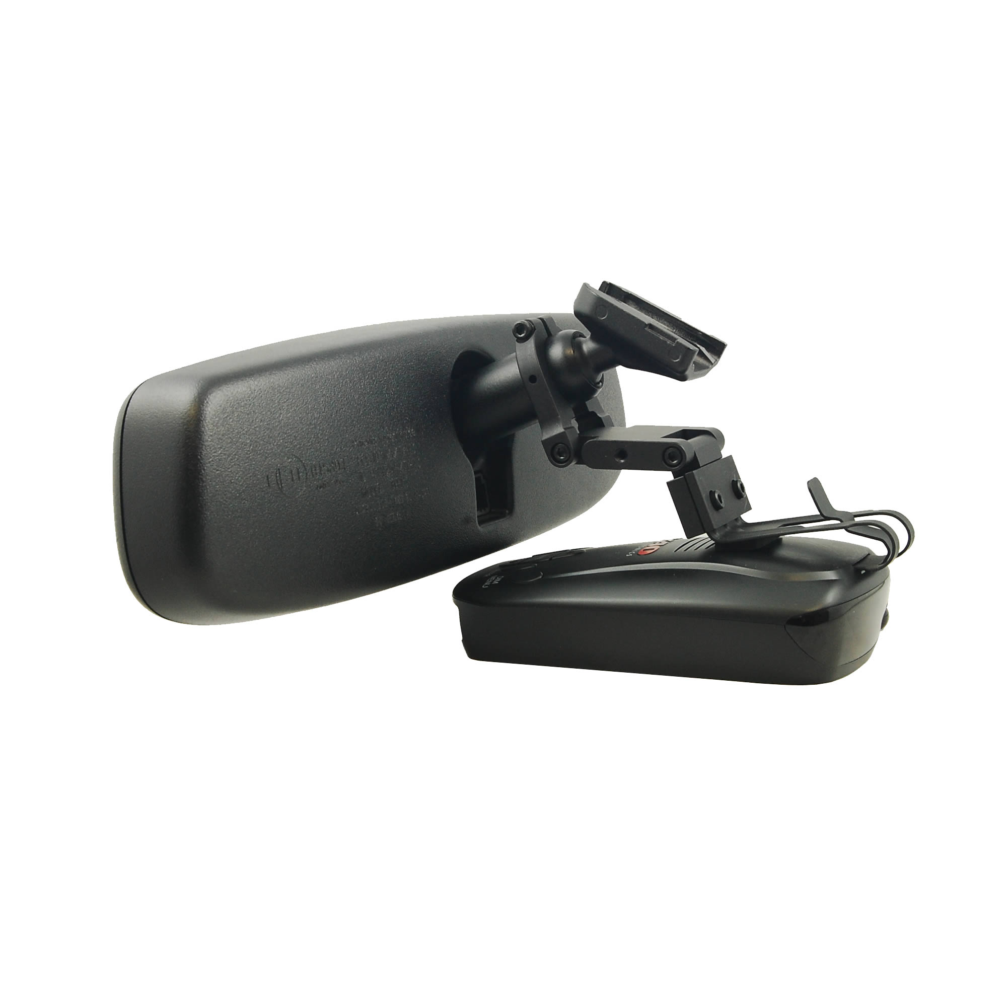 Buy BlendMount BK4-2000R Radar Detector Mount for K40 Electronics, Compatible with Most Domestic and Japanese Vehicles Made... by BlendMount