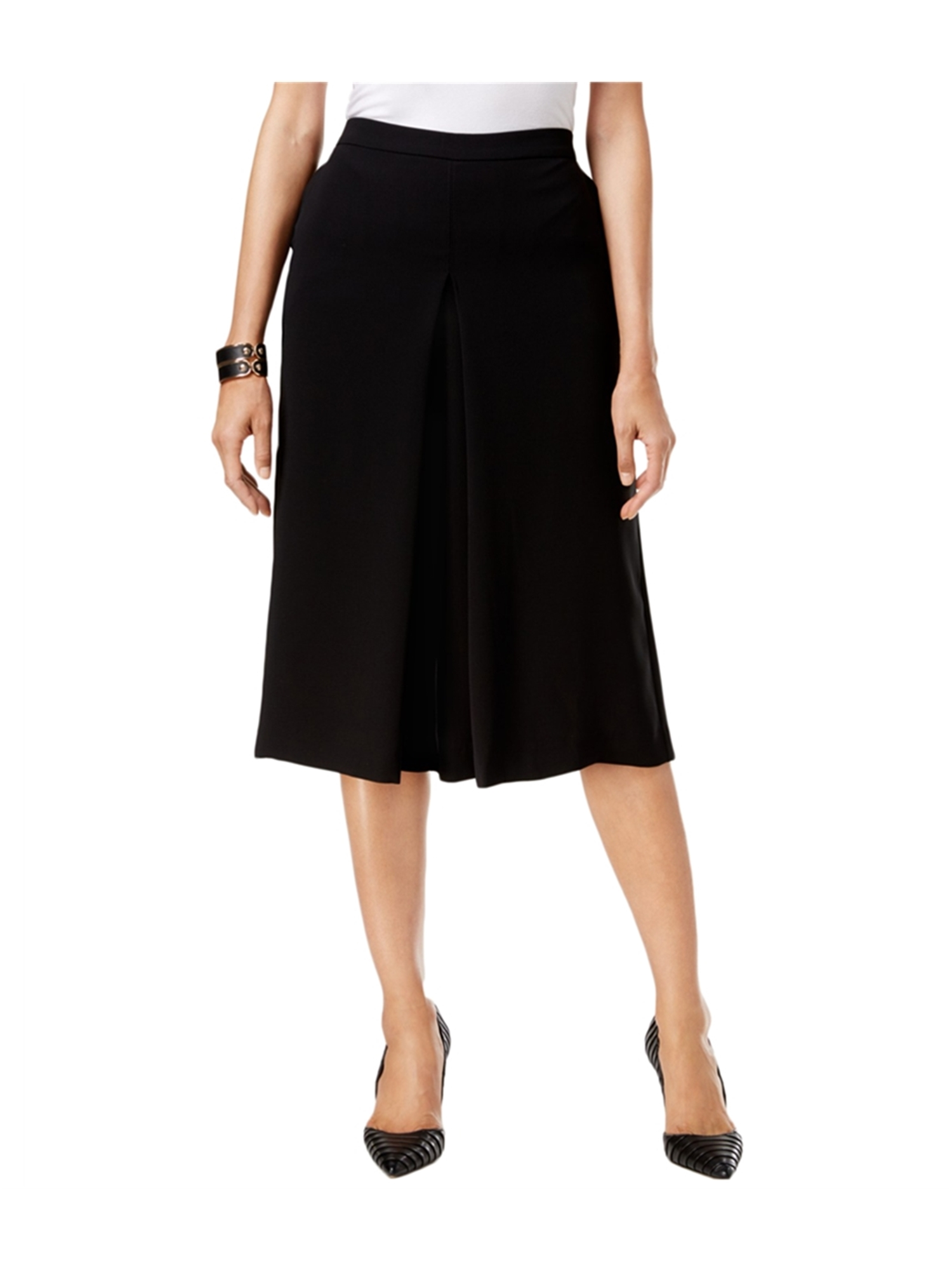 Alfani Womens Culotte Casual Trousers
