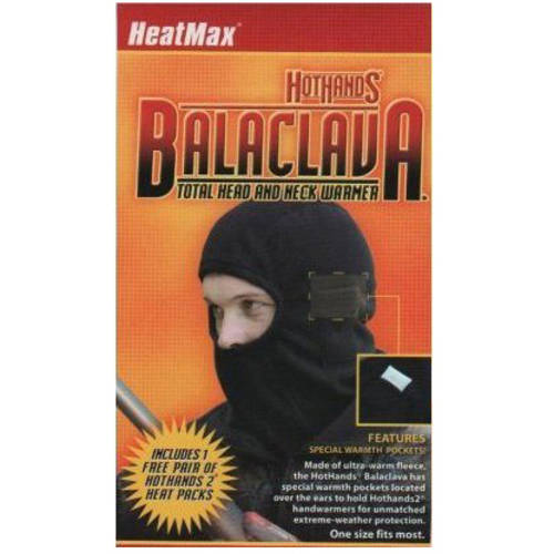 Heatmax HotHands Heated Balaclava