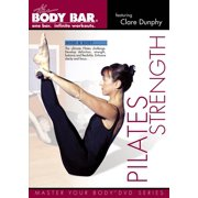 80-Minute workout video Pilates Strength DVD