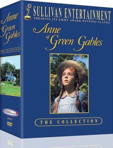 Anne of Green Gables Trilogy Box Set (DVD), Format: Multiple Formats, Box set, Color, Import, Original... by