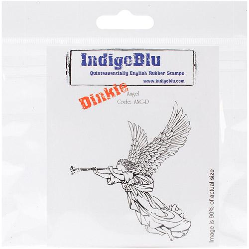 """IndigoBlu Cling Mounted Stamp, 3"""" x 3"""""""