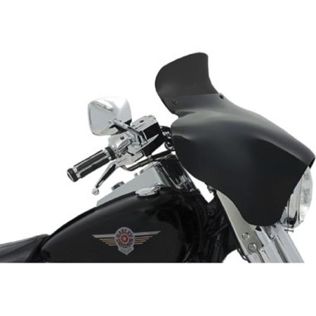 Memphis Shades MEP84010 5in. Spoiler Windshield for Memphis Shades Batwing Fairings - Dark (Memphis Shades Batwing Fairing Spoiler Windshield Review)