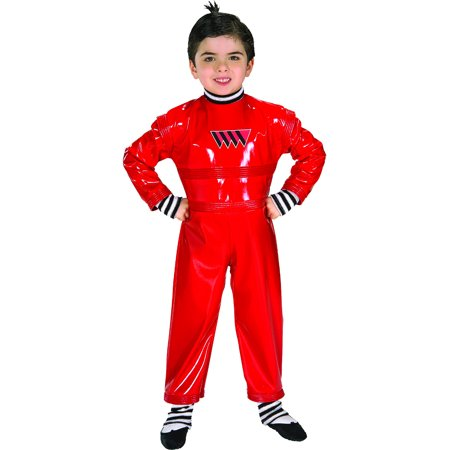 Oompa Loompa Charlie Chocolate Factory Child Costume - Charlie Halloween
