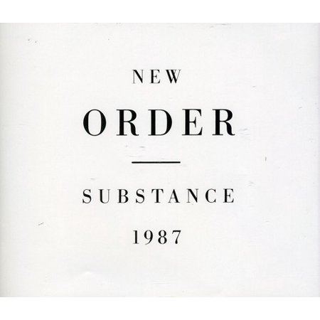 New Order, Substance, 1987, New Wave, Electronic