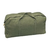 Rothco Canvas Tanker Style Tool Bag - Olive Drab