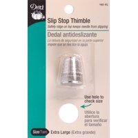 Dritz Slip-Stop Thimble-Extra Large