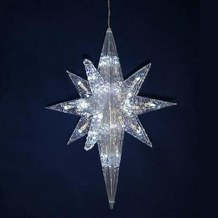 20 lighted led white bethlehem star hanging christmas decoration 20 lighted led white bethlehem star hanging christmas decoration workwithnaturefo