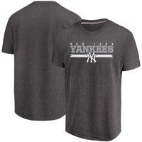 Product Image Men s Majestic Heathered Charcoal New York Yankees All Pride  T-Shirt 567a55104