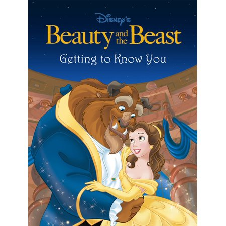 Beauty and the Beast: Getting to Know You - eBook (Did Beauty And The Beast Get Cancelled)
