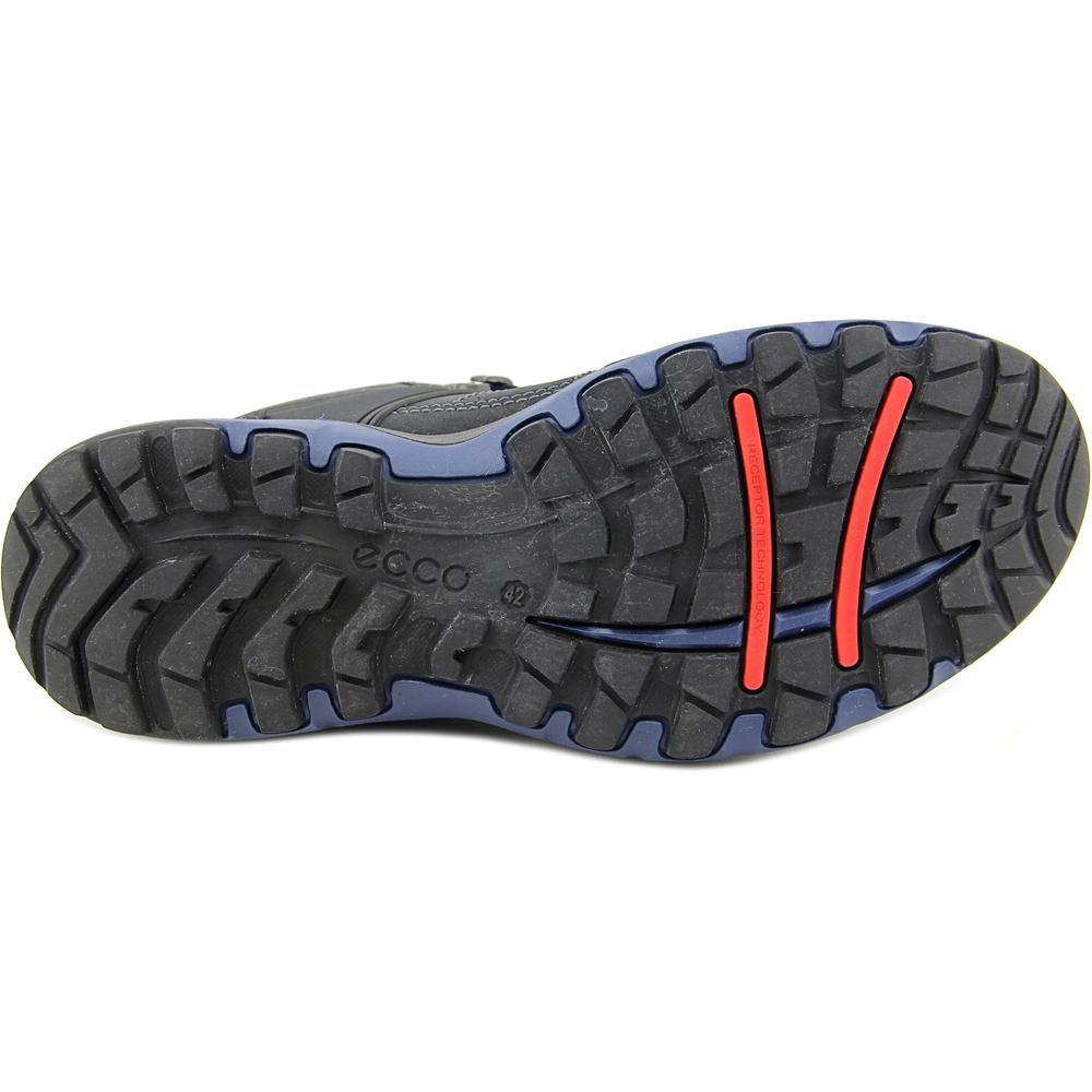 2cee722e679 ecco - ecco men's ulterra dhaka mid boot,black/denim blue nubuck ...