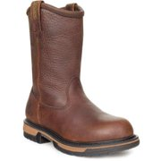 ROCKY FQ0006685 Wrk Boots,10-1/2,Medium,10inH,Brwn,PR