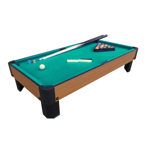"""Playcraft Sport Bank Shot 40"""" Pool Table with Green Cloth by Playcraft Sport"""