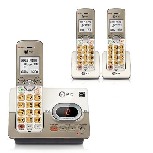 Sponsored Uniden 2 Line Tcx905 Power Max 5 8ghz Cordless Expansion Handset W Power Etc In 2020 Caller Id Handset Phone Speaker
