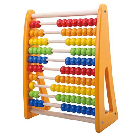 Pidoko Kids 123 Learning Abacus Toy - Math Manipulatives Numbers Counting Beads | Educational Toys for Toddlers - Preschool Boys and Girls 2 Year Olds and Up](Kids Learning Toys)