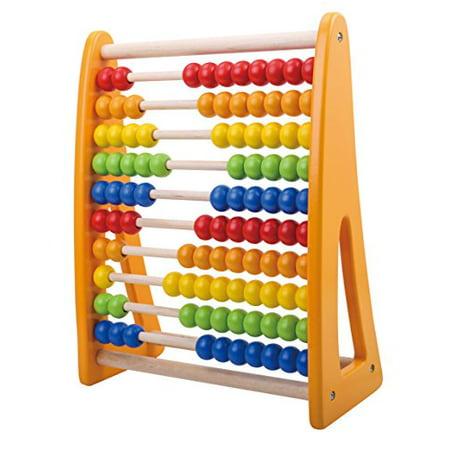 Pidoko Kids 123 Learning Abacus Toy - Math Manipulatives ...