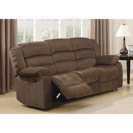 "AC Pacific 71"" Bill Brown Contemporary Living Room Reclining Sofa"