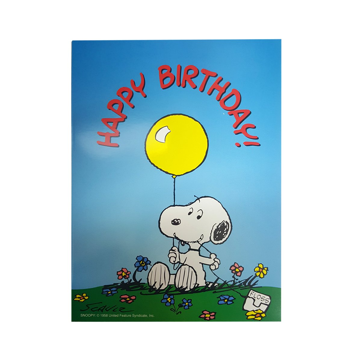 "SmartPractice Dentist ""Happy Birthday!"" Funny Humor"