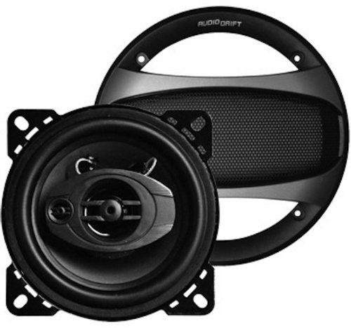Audio Drift DS-A1073S Speaker - 50 W RMS - 100 W PMPO - 3-way (dsa1073s)