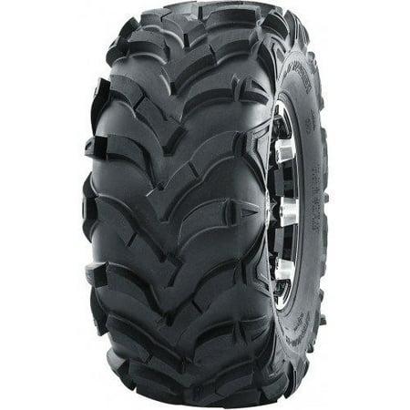 One New WANDA ATV Tire 24x11-10 24X11X10 P341 6PR - 10245 DEEP TREAD