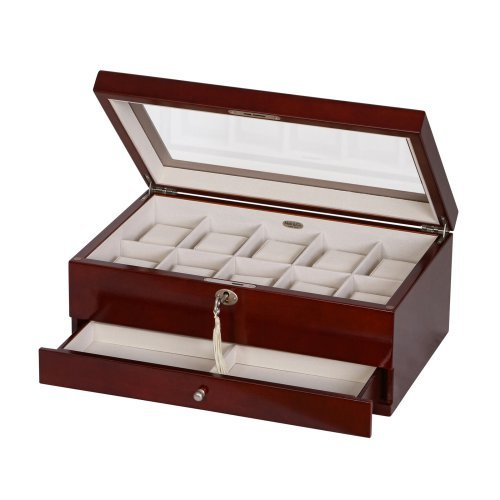 Mele & Co. Christo Watch Box