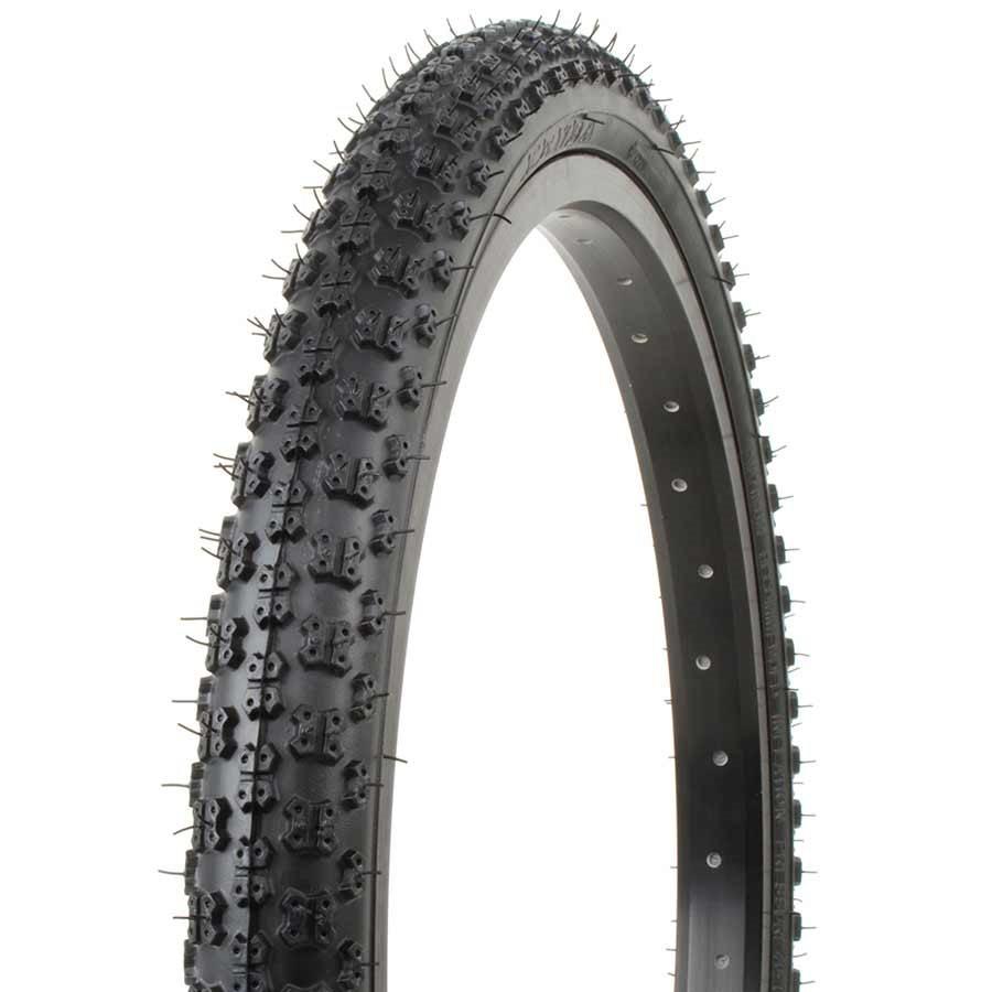 Kenda, MX K50, 18x2.125, Wire, Clincher, 40-65PSI, Black