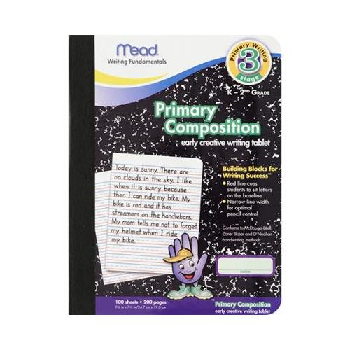 PRIMARY COMPOSITION BOOK FULL PAGE SCBMEA09902-11 (pack of 11)