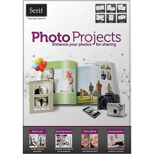 PhotoProjects - Box pack - 1 user - DVD - Win