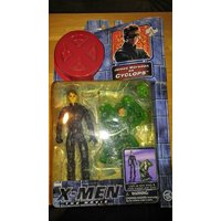 James Marsden As Cyclops Action Figure with Light-up Optic Blasts and Slime Trapped Jean Gray Action Figure - X-men: the Movie S