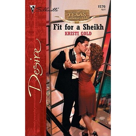 Fit for a Sheikh - eBook (The Escape Club Shake For The Sheik)