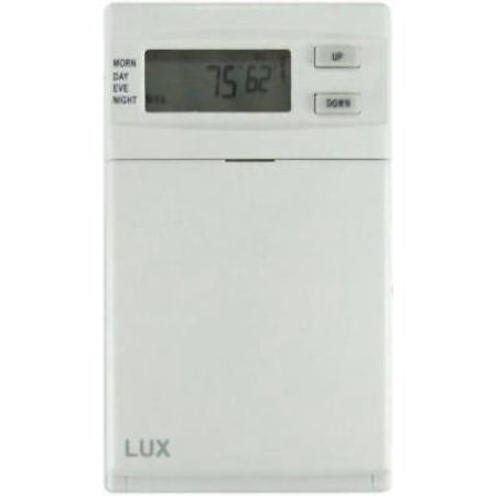 Programmable Line Voltage Thermostat, For Baseboard, Cable & Ceiling Heat ()