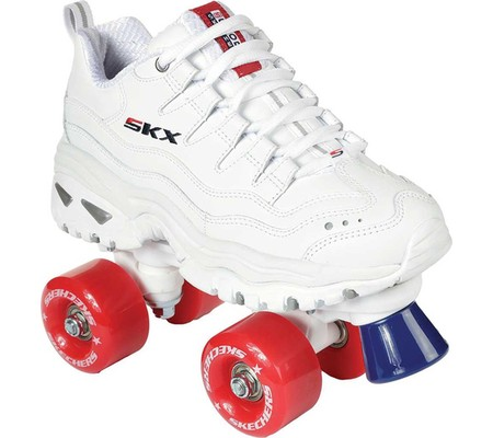 Skechers Energy 4 Wheelers Roller Skate